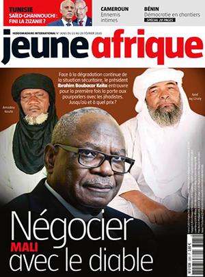 Jeune Afrique – N° 3085