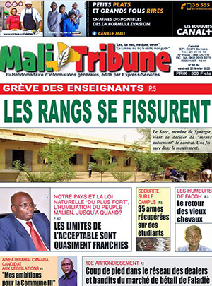 Mali Tribune – N° 91