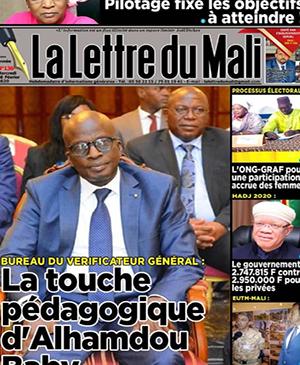 La lettre du Mali – N° 136