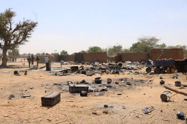Ogossagou : Des crimes contre l'humanité ?