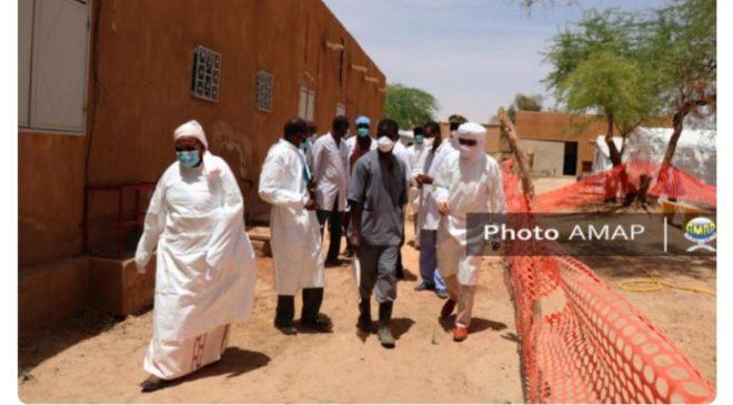 Tombouctou : Le ministre de la santé s'enquiert de la situation du coronavirus