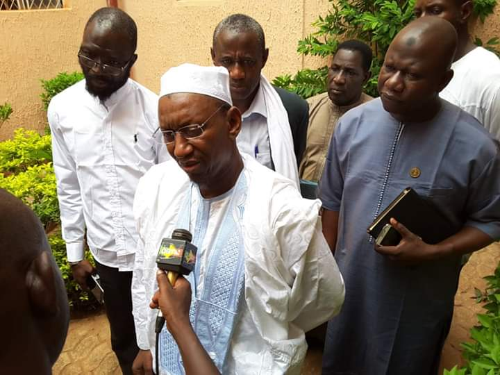 L'HONORABLE HADI NIANGADOU SURPREND LES ACTEURS POLITIQUES