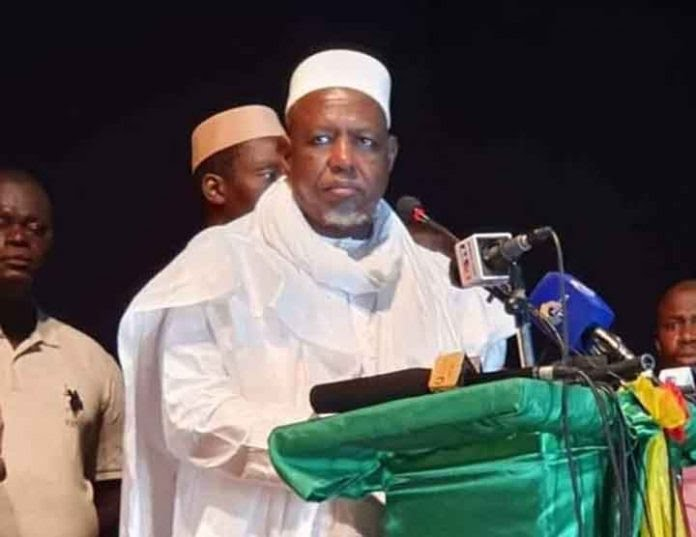 Arène politique : Ce que veut la Cmas de l'imam Dicko