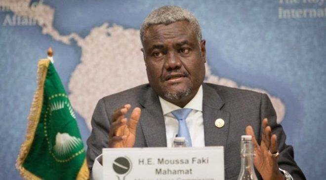 Union africaine : Moussa Faki Mahamat prône une renaissance du continent