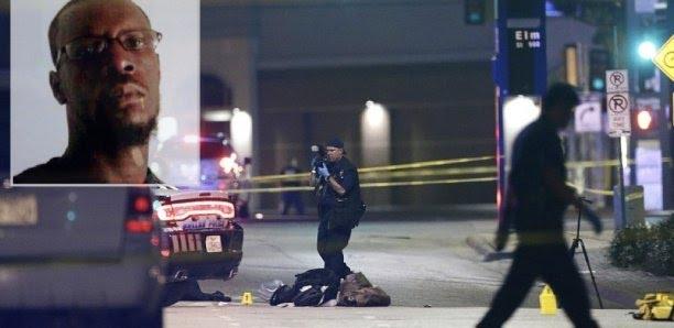 Etats-Unis : Mamadou Lamine Cissé meurt dans une fusillade avec la police