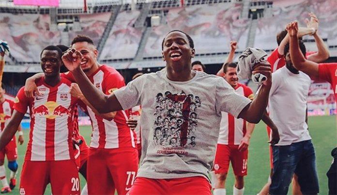 Championnat européen : Sekou Koïta et Mohamed Camara sacrés champions d'Autriche avec Salzburg