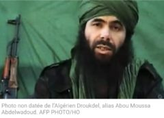 La France annonce la mort du chef d'Aqmi, tué au Mali