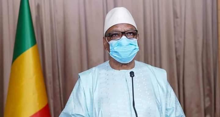 Discours à la nation du Président de la république son excellence Ibrahim Boubacar Keita