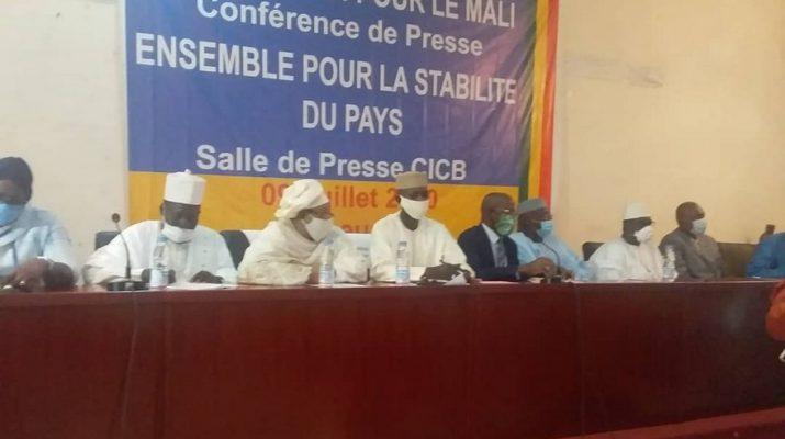 Crise Sociopolitique Au Mali : La CPM, Une Nouvelle Coalition De La Majorité Présidentielle, Appelle Au Dialogue