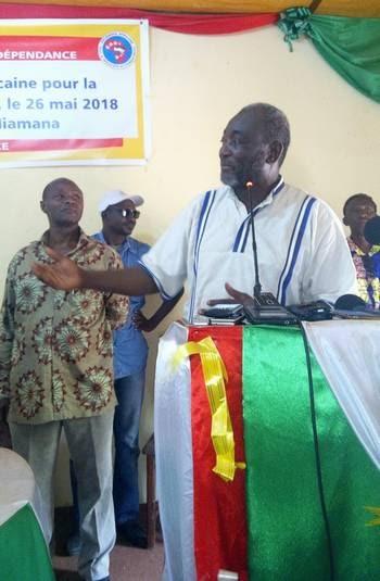 Transition : Le Sadi de Oumar Mariko félicite Bah Ndaou et le colonel Asimi Goita pour leur désignation comme président et vice-président