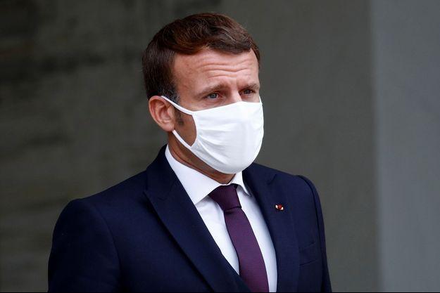 Covid: les principales annonces d'Emmanuel Macron sur le reconfinement