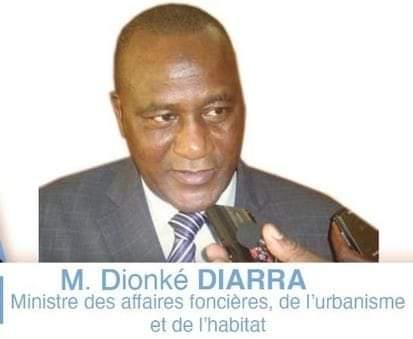 Affaires foncières, Urbanisme et Habitat : Le Ministre Dionké Diarra appelle au respect des normes