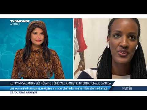 Le Journal Afrique du mardi 20 octobre 2020