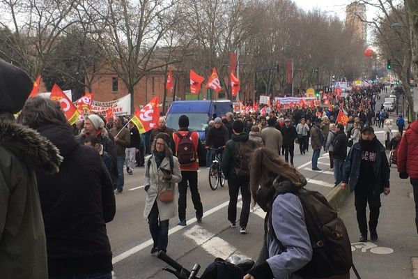 Nouvelles manifestations dans toute la France contre la loi «sécurité globale»