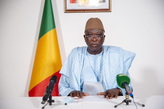 Mali : Où se trouve le président de la transition Bah N'DAW ?