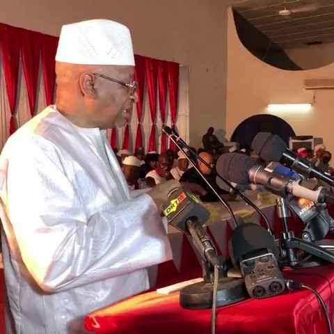 Soumeylou Boubeye Maiga : « Nous avons inscrit notre action au soutien à la transition »