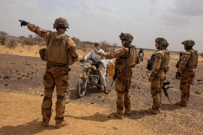 Lutte contre le terrorisme au Mali : Soutien total des autorités à la force Barkhan