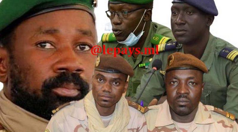 Les confidences d'un membre du CNSP à ses visiteurs : «Nous regrettons le coup d'État »
