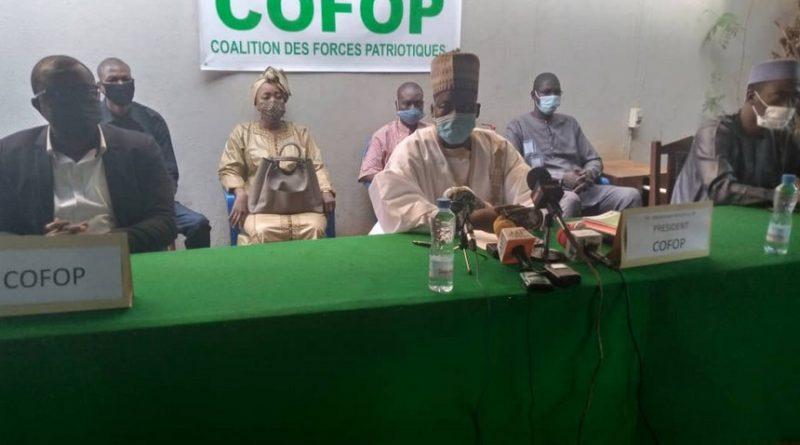 Défis à relever par les autorités transitoires : Les propositions de solutions de la COFOP !