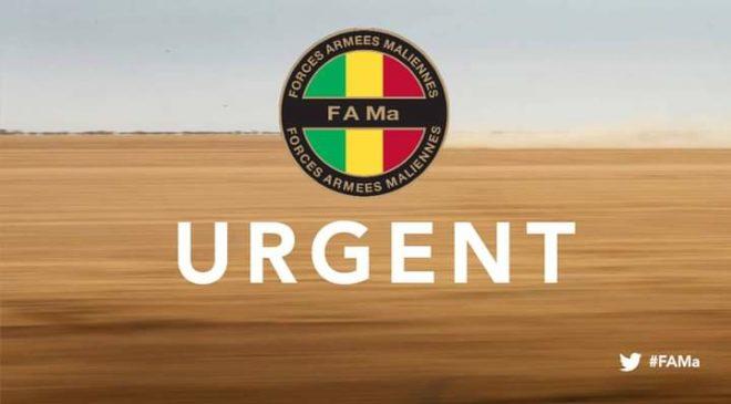 Koro: Des FAMa en mission victimes d'un EEI