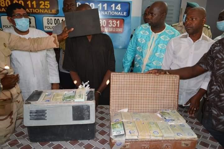 Lutte contre les réseaux criminels :  La Brigade de Recherches de la Rive Gauche du district de Bamako fait la saisie record