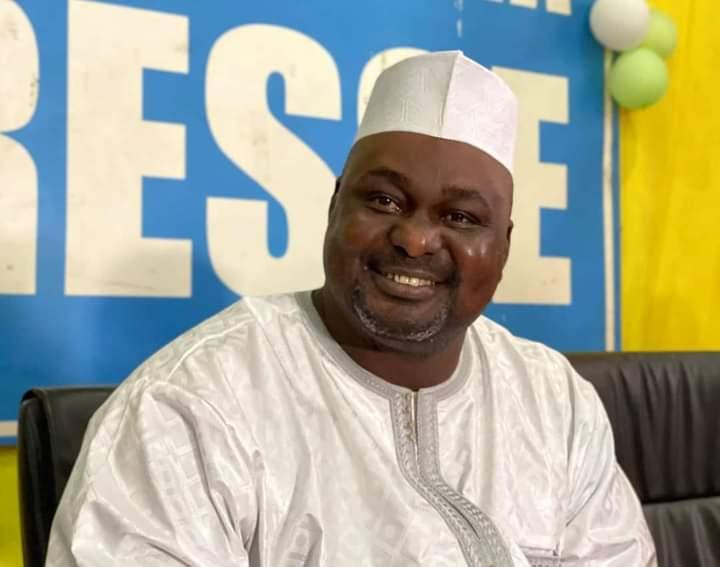Discours du Président élu de la Maison de la Presse (MP)