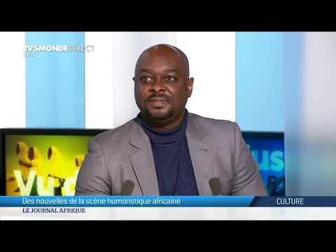 Le Journal Afrique du samedi 16 janvier 2021