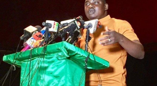Boubacar Yalkoué du CDR lors du meeting du M5-RFP : « Le combat sera très rude dans les jours à venir »