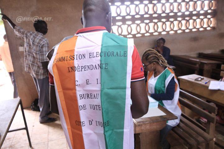 Côte d'Ivoire: les tout premiers résultats annoncés par la CEI