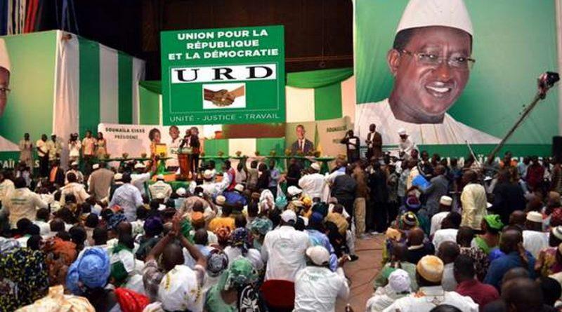 Fédération régionale URD du district de Bamako : Le renouveau du parti amorcé ce samedi