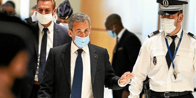 Affaire des «écoutes»: Nicolas Sarkozy condamné à 3ans de prison, dont 1 ferme