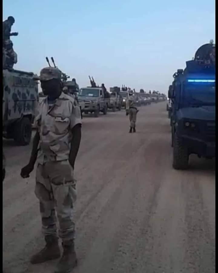 Tchad: les rebelles du Fact progressent à l'intérieur du pays