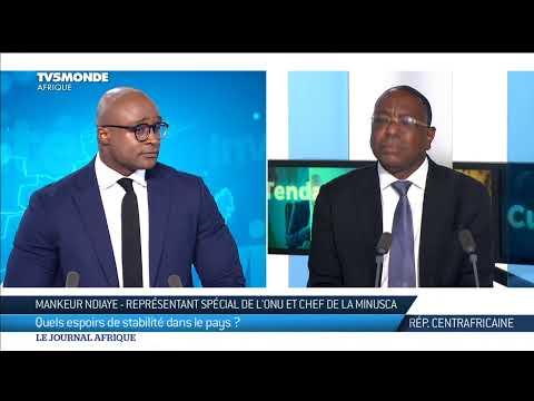Le Journal Afrique du jeudi 8 avril 2021