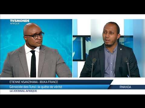 Le Journal Afrique du mercredi 14 avril 2021