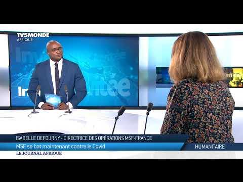 Le Journal Afrique du mardi 11 mai 2021