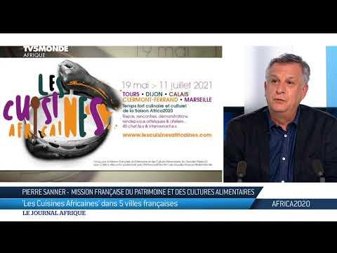 Le Journal Afrique du mercredi 12 mai 2021