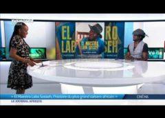Le Journal Afrique du samedi 15 mai 2021