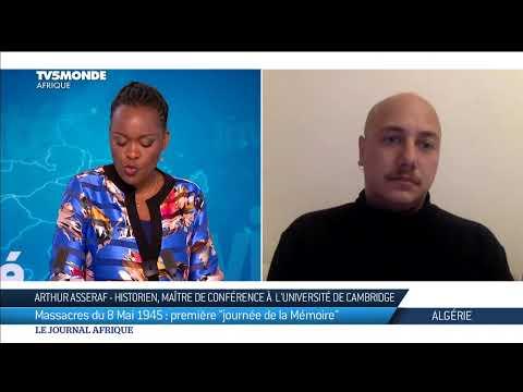 Le Journal Afrique du samedi 8 mai 2021