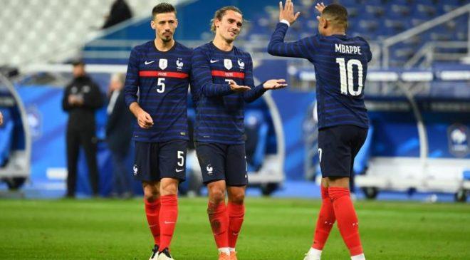 Euro 2021: l'équipe de France sauve les meubles face à la Hongrie