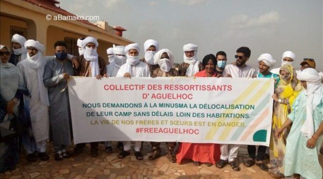 Aguelhok : La population demande la délocalisation du camp de la Minusma