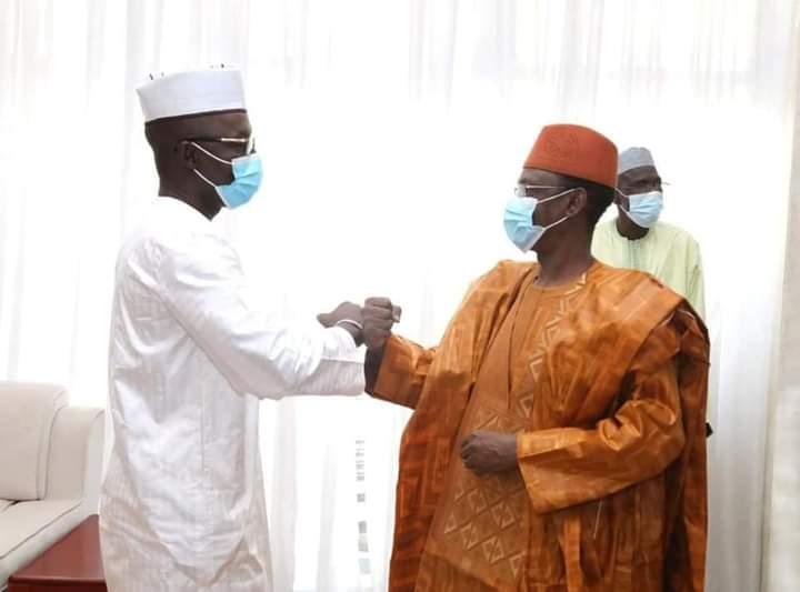 Le Président du Conseil National de Transition le Colonel Malick Diaw a reçu, ce vendredi matin, le Premier ministre Chef du Gouvernement M.Choguel Kokalla Maïga