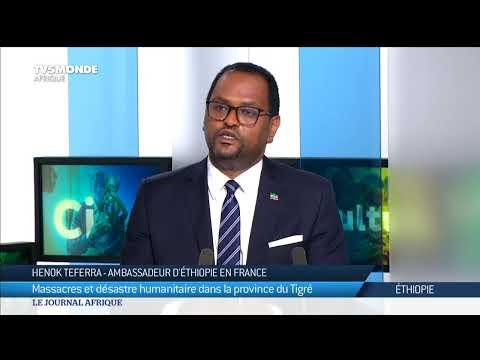 Le Journal Afrique du lundi 7 juin 2021