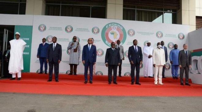 Sort du Mali après le dernier sommet de la CEDEAO : Des « évolutions positives » saluées, mais la suspension maintenue !