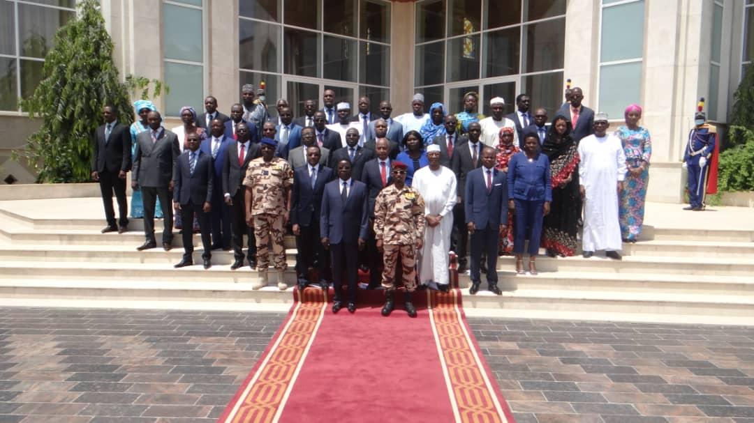 Tchad: le calendrier de la transition dévoilé en Conseil des ministres