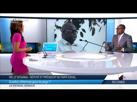 Le Journal Afrique du lundi 19 juillet 2021