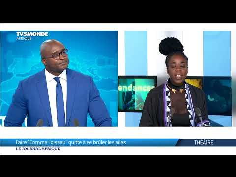 Le Journal Afrique du vendredi 16 juillet 2021