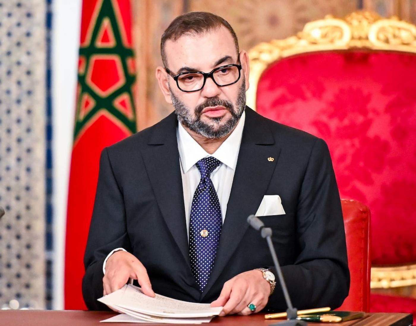 Maroc: Mohammed VI déplore les tensions avec l'Algérie et appelle à la réouverture des frontières