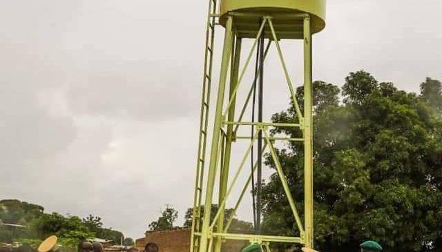 Développement social : le Président de la Transition inaugure quatre forages à Sikasso