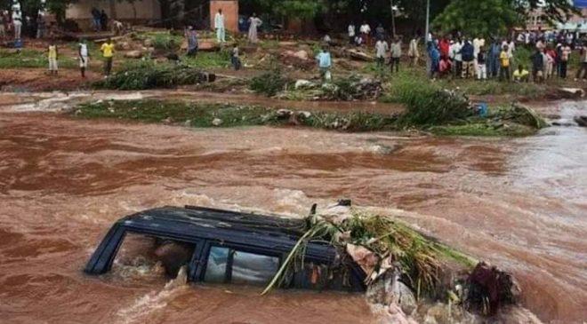 Bilan des inondations suite aux pluies diluviennes du samedi 31 juillet