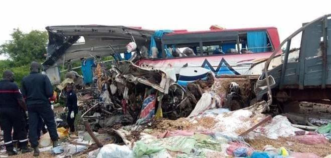 37 morts et des blessés graves, c'est le bilan provisoire d'un accident de la circulation routière survenu ce mardi 3 août 2021 à Zambougou (à 20km de la ville de Ségou)